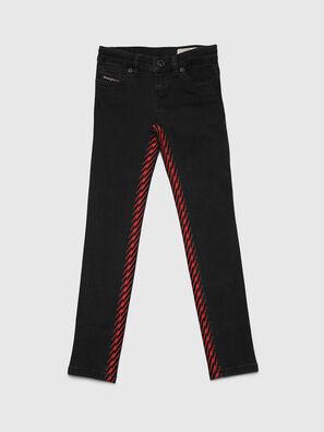 SKINZEE-LOW-J-N, Nero - Jeans