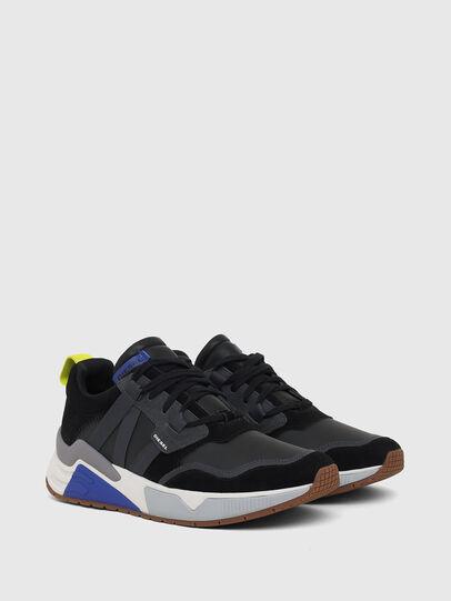 Diesel - S-BRENTHA WL, Nero - Sneakers - Image 2