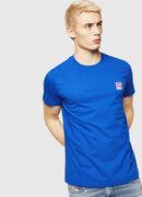 T-DIEGO-DIV, Blu Brillante - T-Shirts