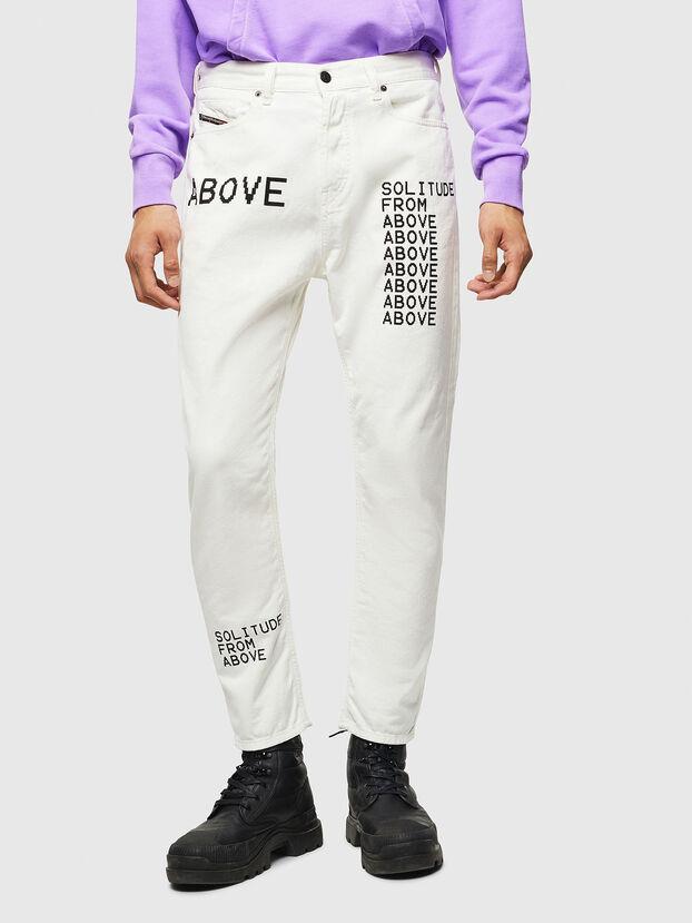 D-Vider 069KT, Bianco - Jeans