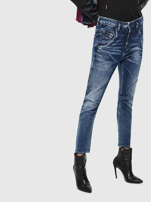 Fayza JoggJeans 0096M, Blu Scuro - Jeans