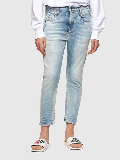 Diesel - Fayza JoggJeans® 069UY, Blu Chiaro - Jeans - Image 1