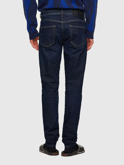 Diesel - D-Strukt JoggJeans® Z69VI, Blu Scuro - Jeans - Image 2