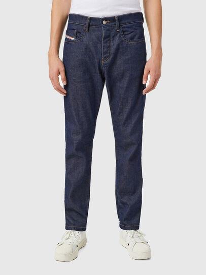 Diesel - D-Viker 09B28, Blu Scuro - Jeans - Image 1