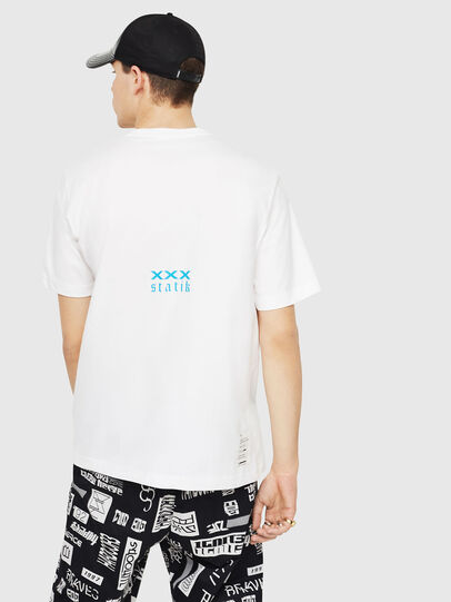 Diesel - T-JUST-Y23,  - T-Shirts - Image 2