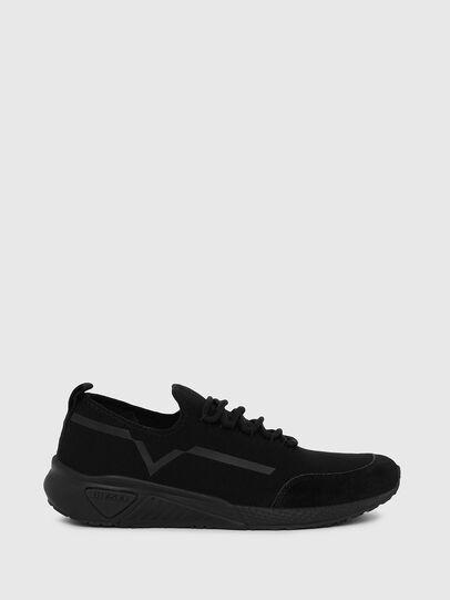 Diesel - S-KBY STRIPE W, Nero - Sneakers - Image 1