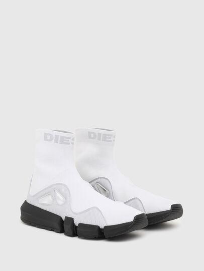 Diesel - H-PADOLA HSB, Bianco - Sneakers - Image 2