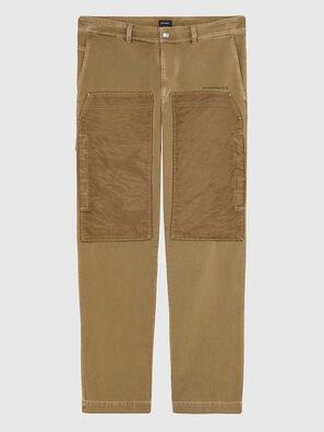 P-TRENT, Marrone Chiaro - Pantaloni