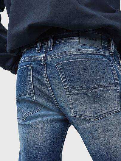 Diesel - Zatiny CN027, Blu medio - Jeans - Image 3