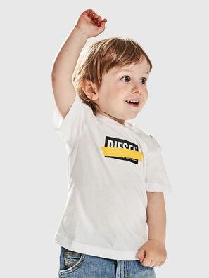 TJUSTDIXB, Bianco - T-shirts e Tops