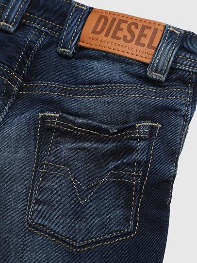 Diesel - SLEENKER-B-N, Blu medio - Jeans - Image 4