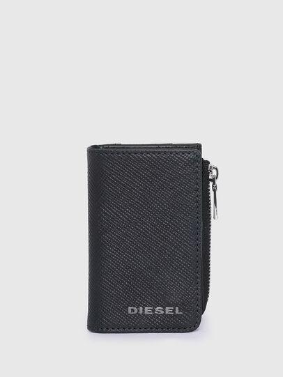 Diesel - L-ZIP KEY, Blu Scuro - Bijoux e Gadget - Image 1