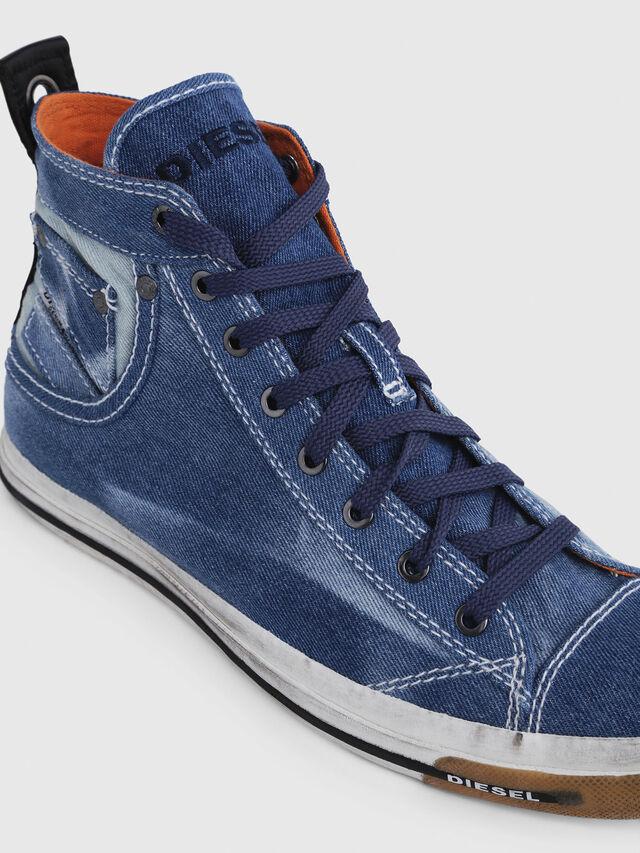 Diesel - EXPOSURE I, Blu Jeans - Sneakers - Image 4
