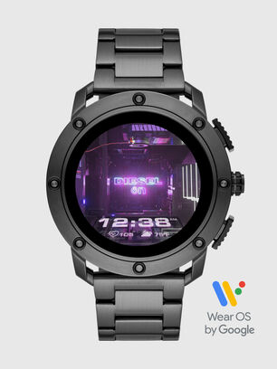DT2017, Grigio scuro - Smartwatches
