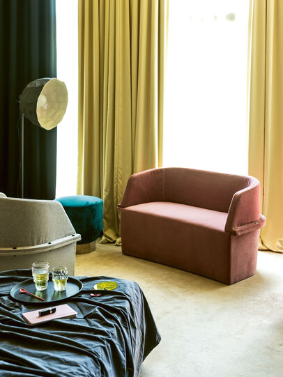 Diesel - ASSEMBLY - DIVANETTO, Multicolor  - Furniture - Image 3