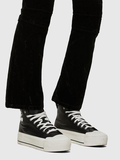 Diesel - D-Earlie JoggJeans® 069UJ, Nero/Grigio scuro - Jeans - Image 5