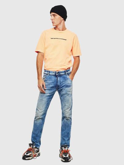 Diesel - Krooley JoggJeans 0099Q, Blu medio - Jeans - Image 6