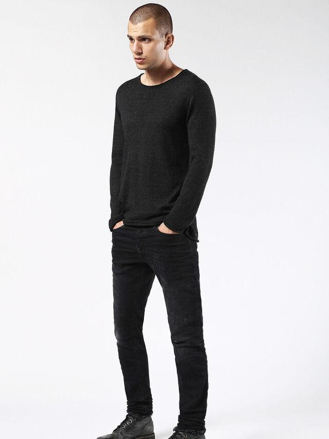 TEPPHAR 084GA, Nero Jeans