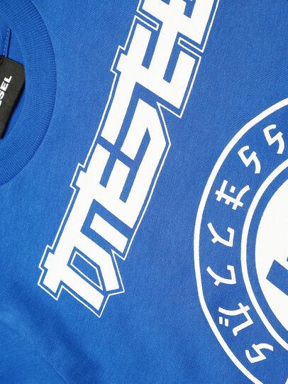 Diesel - TUCOB-R, Blu - T-shirts e Tops - Image 3