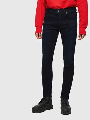 Sleenker 0095X, Blu Scuro - Jeans