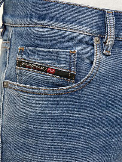 Diesel - D-Strukt 009DW, Blu Chiaro - Jeans - Image 4