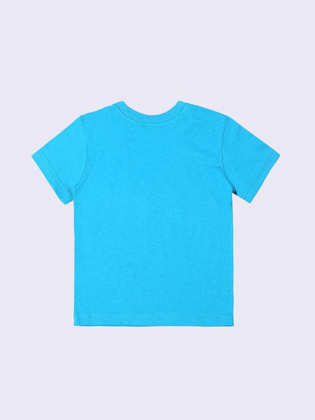 TIMEB-R, Azzurro