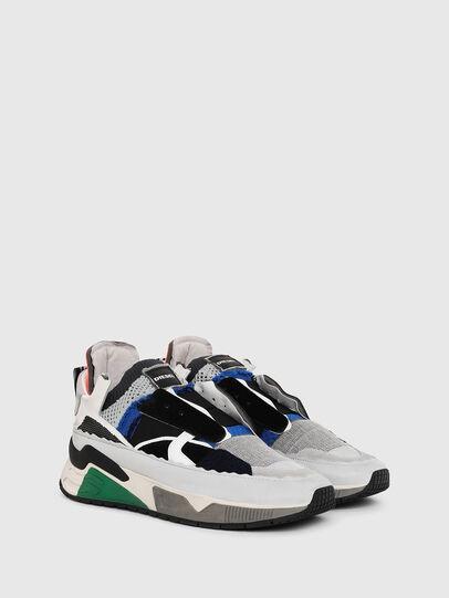 Diesel - S-BRENTHA DEC, Multicolor/Nero - Sneakers - Image 2