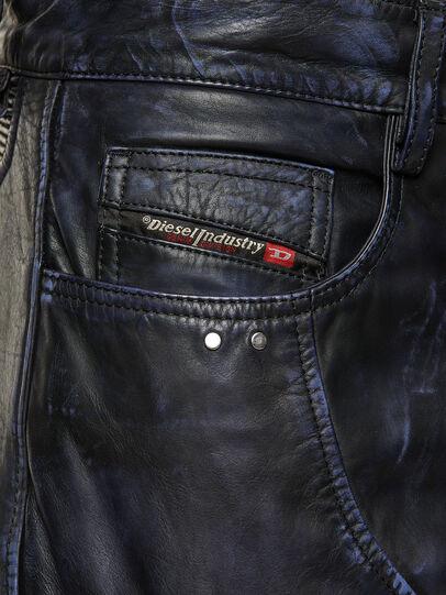 Diesel - P-TRAN-A, Blu Scuro - Pantaloni - Image 3