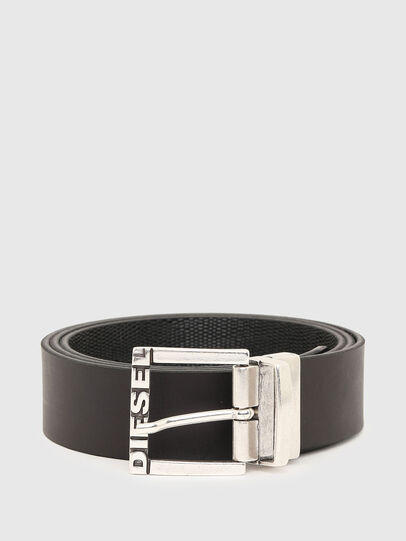 Diesel - B-SHIFT, Nero - Cinture - Image 5