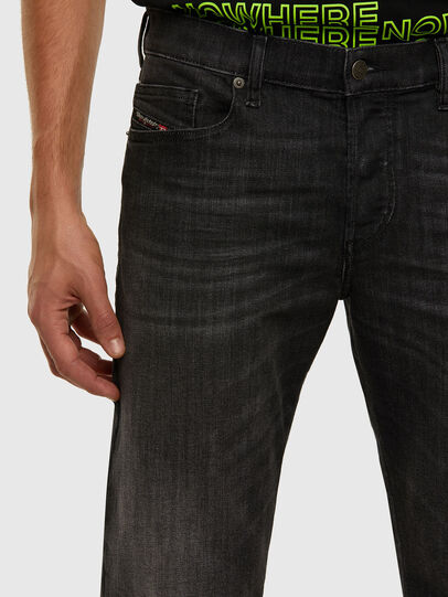 Diesel - D-Mihtry 009EN, Nero/Grigio scuro - Jeans - Image 3