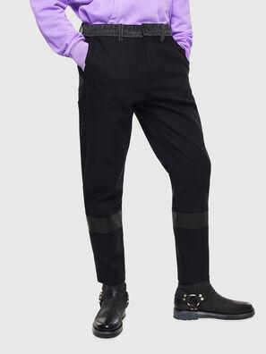 P-KAPP, Nero - Pantaloni