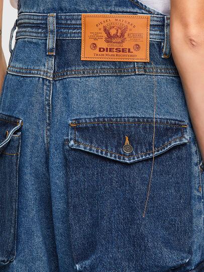Diesel - DE-AMETHY, Blu medio - Pantaloni - Image 3