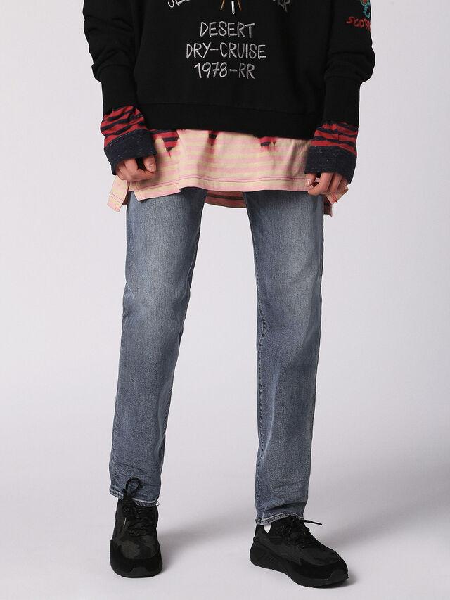 BUSTER 084SJ, Grigio Jeans