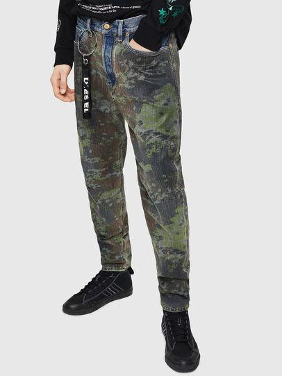 Diesel - D-Vider 0078E, Blu medio - Jeans - Image 5