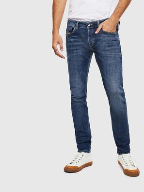Sleenker 0095F, Blu Scuro - Jeans
