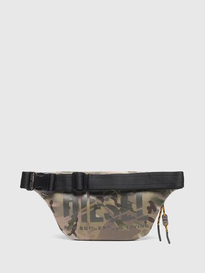Diesel - ALLAN, Verde Militare - Marsupi - Image 2