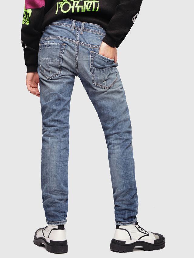Diesel - Thommer 069DZ, Blu medio - Jeans - Image 2