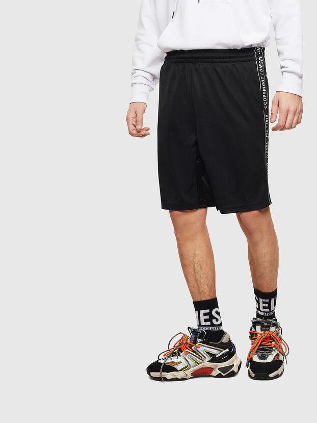 P-HITOSHI-S1, Nero - Shorts