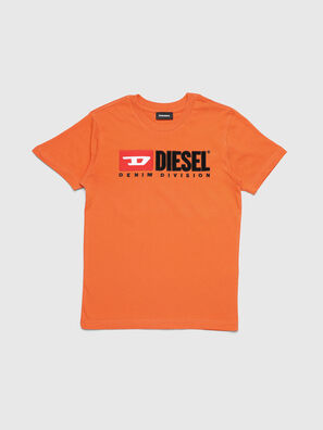TJUSTDIVISION, Arancione - T-shirts e Tops