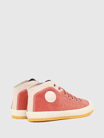 Diesel - S-YUK MC, Arancione - Sneakers - Image 3
