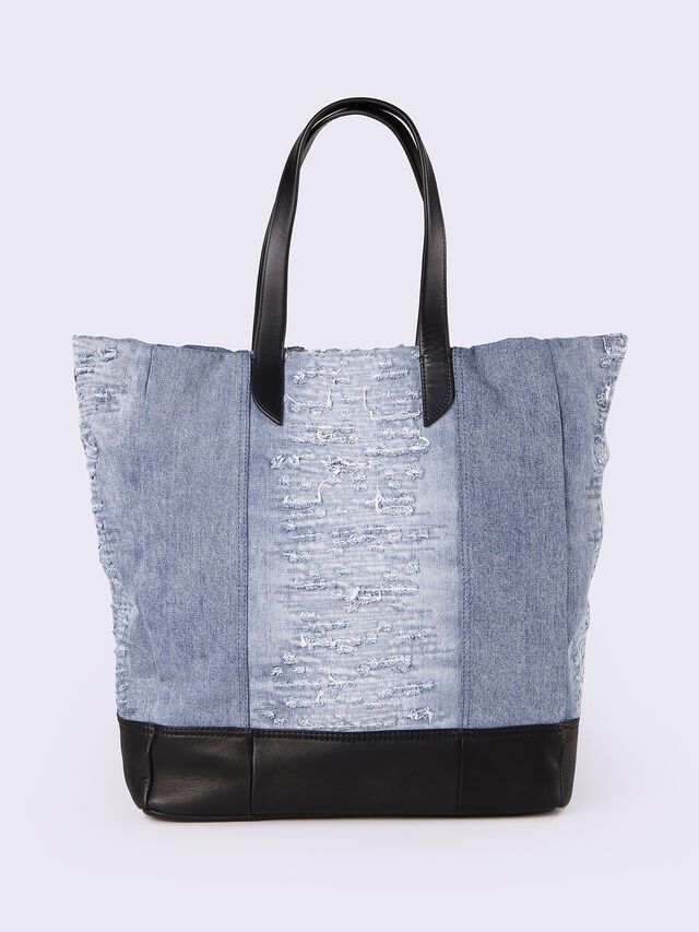 M-MOHICANEYE TOTE, Blu Jeans