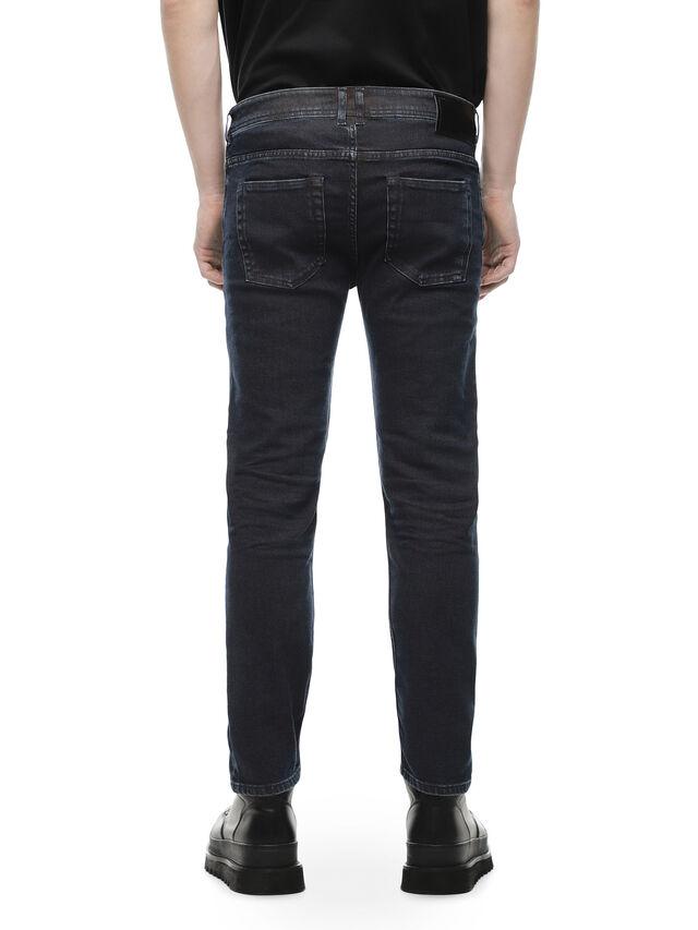 Diesel - TYPE-2814, Blu Scuro - Jeans - Image 2
