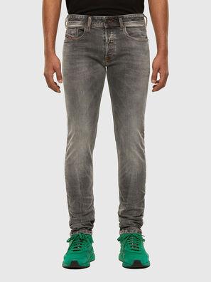 Sleenker 009FW, Grigio Chiaro - Jeans