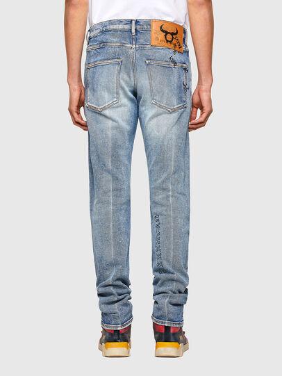 Diesel - D-Kras 009VW, Blu Chiaro - Jeans - Image 2