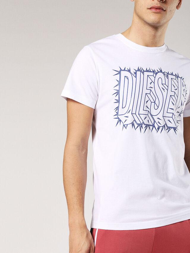 T-DIEGO-SL, Bianco