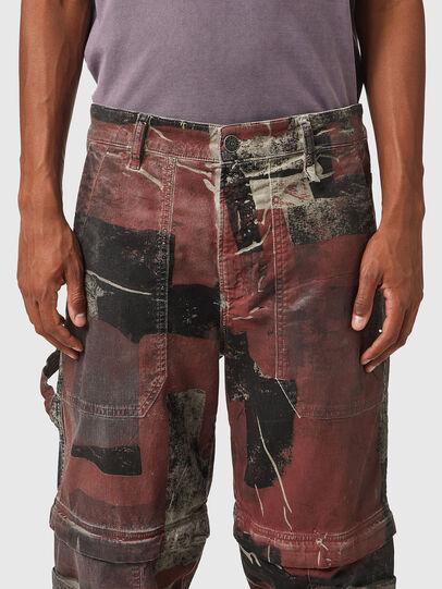 Diesel - D-Multy JoggJeans® 0CEAM, Rosa/Nero - Jeans - Image 3