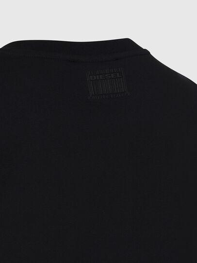 Diesel - T-DARIA-E31, Nero - T-Shirts - Image 3
