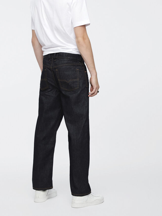 Diesel - Dagh 0088Z, Blu Scuro - Jeans - Image 2