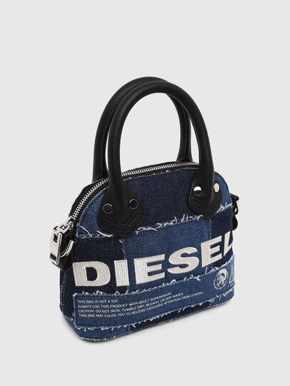Diesel - PYANIGA S, Blu - Borse a tracolla - Image 5