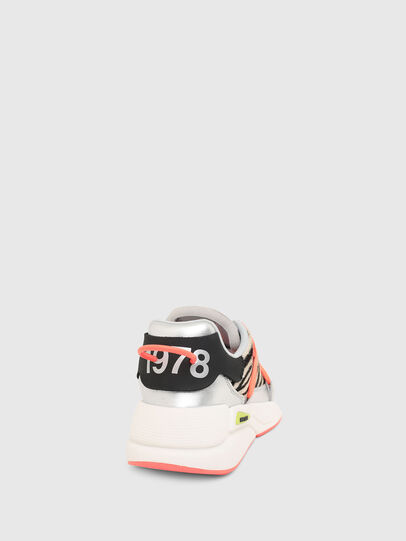 Diesel - S-SERENDIPITY LC EVO, Bianco/Rosa - Sneakers - Image 5